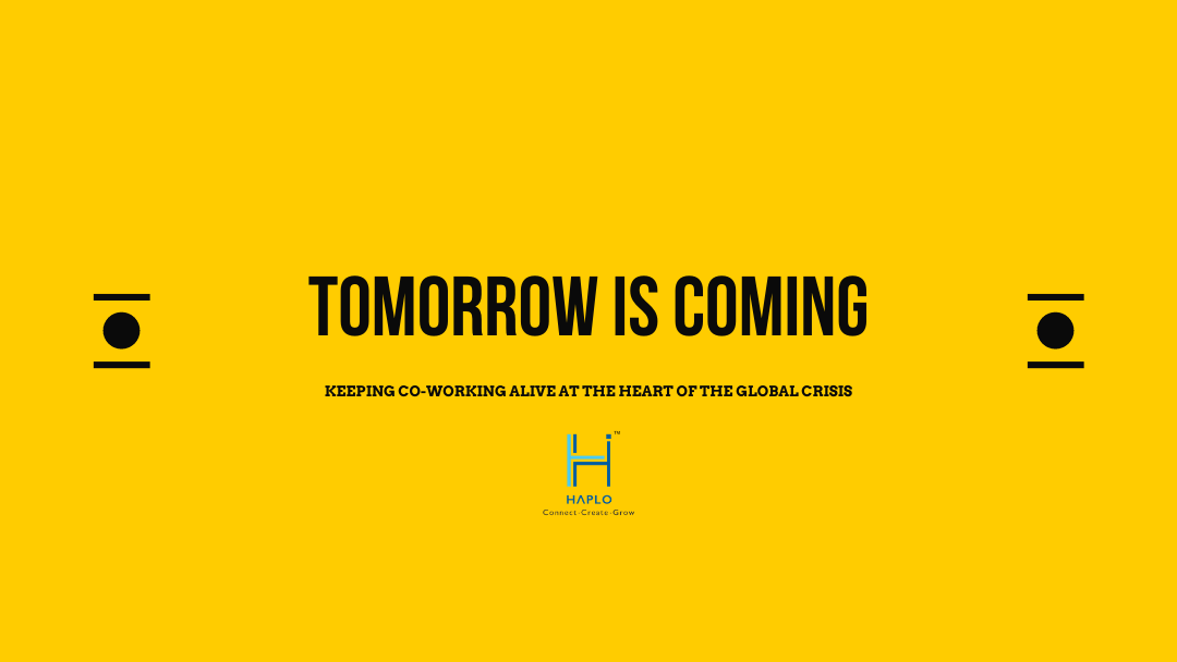 Tomorrow is coming…